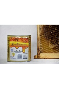 Kalymnian thyme honey 900 gr can