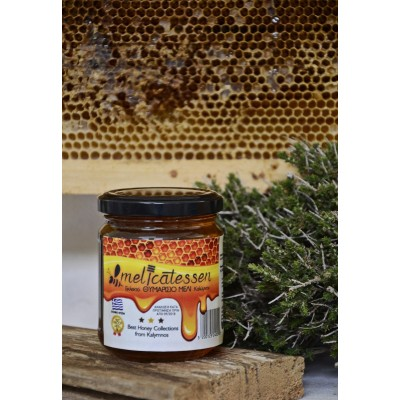 Kalymnian thyme honey 250 gr glass