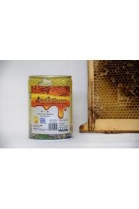 Θυμαρίσιο μέλι Καλύμνου 450 γρ τενεκές