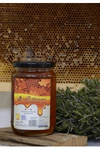 Kalymnian thyme honey 900 gr glass