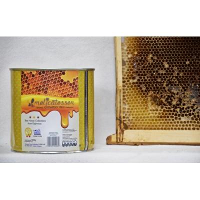 Kalymnian thyme honey 1850 gr can